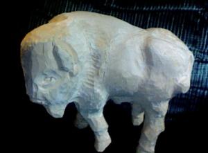 Jim's bison