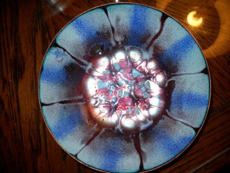Heather's copper bowl