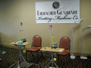 New Erlbacher Gearhart Sock Knitting Machines